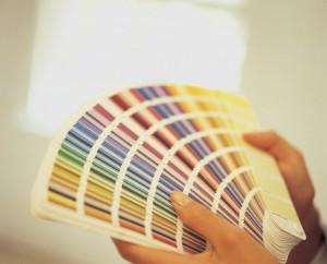 Фасадная структурная краска