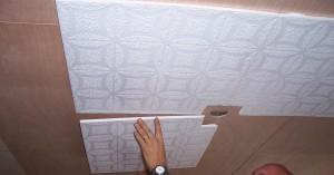 Как выбрать клей для плитки (в том числе для потолочной плитки)?